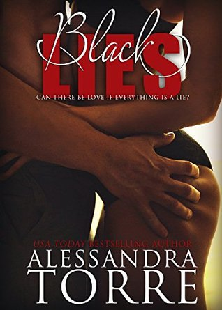 Black Lies by Alessandra Torre
